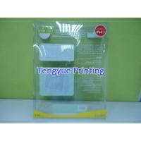 Cheap Samsung S4/note3 tablet case clear package box wholesale