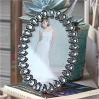 Cheap Charming metal photo frame wholesale