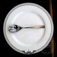 Cheap design hand-painted eco-friendly ceramic tableware wholesale
