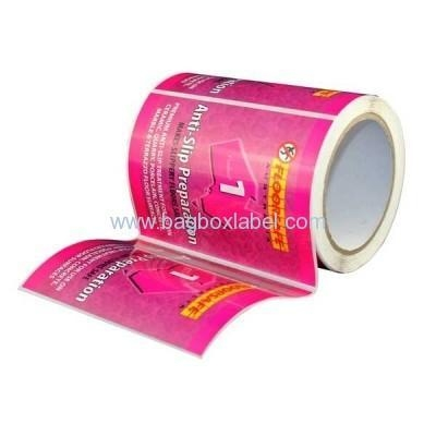 Quality household product labels for sale