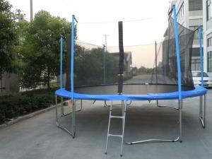 12ft Family Gardon Amuement Round Spring Trampoline With
