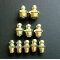 Cheap Grease Nipple & Grease Fitting high quality grease nipple type wholesale