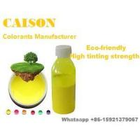 CTH series eco-friendly water based pigment paste