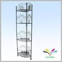 Cheap China manufacturer wholesale durable modern floor standing metal wire electric bathroom drying rack wholesale