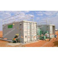 China Containerized mobile water treatment plant for drinking on sale