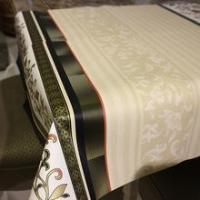 Cheap Tablecloth ribbon embroidery tablecloth wholesale