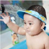 Cheap Waterproof Eco-friendly Eva Baby Cartoon Shower Cap for bathing wholesale