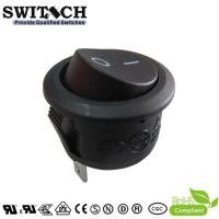Cheap KAN-B2-SW25P71V-B 2 pins ON-OFF SPST rocker switch used for panasonnic vacuum cleaner wholesale