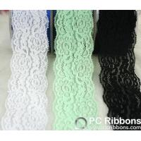 Cheap Lace Good quality DIY accessories elastic lace headband wholesale