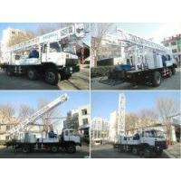 Cheap 200m deep portable water drill rig BZC200CA truck mounted drilling rig wholesale
