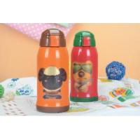 Buy cheap Cartoon 304 stainless steel double lid,big body children thermal cup,wholesale thermal cup from wholesalers
