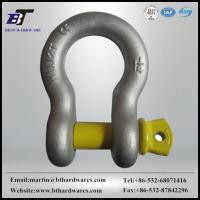 Cheap SHACKLE HDG US type forged bow shackle wholesale