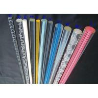 Cheap best price new style colored acrylic stick/clear acrylic rod with colored wholesale wholesale
