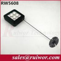 Cheap RW5608 Anti Lost Recoiler | Curved Retractable Pull Box Curved Holding wholesale