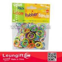 Cheap Five color mixed loom rubber bands wholesale