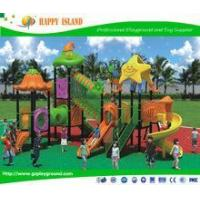 Cheap Factory Supply Outdoor Playground Equipment For See Animal Series wholesale