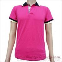 Polo Shirt, 95/5Cotton/Spadex, Men's Polo 12001