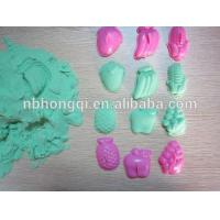 Hot Selling Educational Kids DIY Toys Colorful Play Beach Sand and Mould