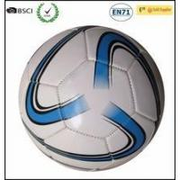 Cheap Promotion Tranning Machine Stitched Custom Print Soccer Ball wholesale