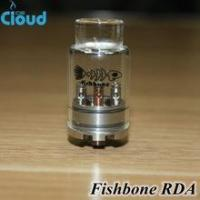 Cheap Original fishbone rda 2015 high quality alibaba china fishbone rda atomizer wholesale