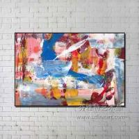 Cheap New Arrival Wholesale Handmade Modern Art Abstract Painting wholesale