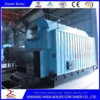 6 Ton one hour 16 Bar or 25 Bar Superheated Steam Boiler with Factory Installation Service