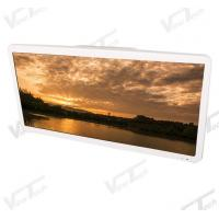 Flip Down Monitor 18.5-inch wall mount android bus monitor