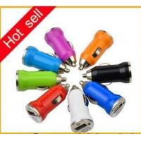 Cheap PA010 Hot selling car charger for mobile phone mini usb car charger 5v 1A wholesale