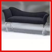 Cheap hot selling customized hot bending high polished clear acrylic sofa leg wholesale