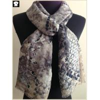 Cheap Scarf factory,polyester scarf with silky handle wholesale