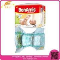 Cheap Super dry diaper in bulk manufactures baby diaposable diaper in Guangzhou wholesale