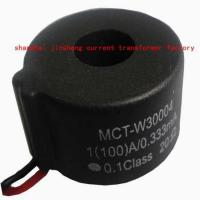 Cheap current transformer MCT-W30004 1(100)A/0.333mA wholesale