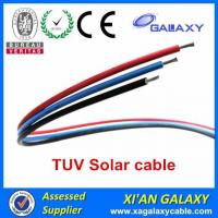 Cheap China Tinned Copper Conductor XLPE Insulation & Sheath TUV Solar Cable 4mm2 wholesale