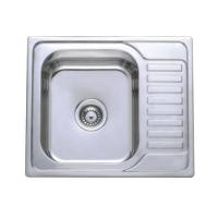 Cheap TCI5850S TCI5850S Single Bowl Sink 304 Stainless Steel Sink wholesale
