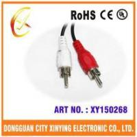 Cheap audio cable harness for computer speaker wholesale