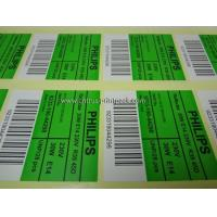 Cheap Adhesive Barcode Labels for Philips wholesale