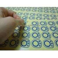 Cheap Clear Self Adhesive Stickers wholesale