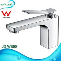Cheap Modern brass watermark basin tap with Australia standard JD-WB901 wholesale