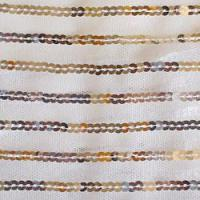 Scarf with Shining Pieces