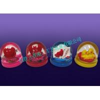 Buy cheap Plastic Snow Globe Photo Frame Snow Globe from wholesalers