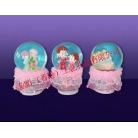Buy cheap Luminous Music Snow Globe from wholesalers
