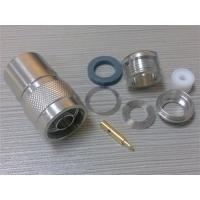 Cheap N Male Straight Connector For RG214 wholesale