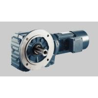 China WK series helical gear - Spiral Bevel Gear Motor on sale