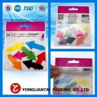 Cheap Polybag with header card packaging,polybag with header wholesale- header bag-1212 wholesale