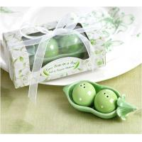 Cheap Green Peas Salt & Pepper Shakers wholesale