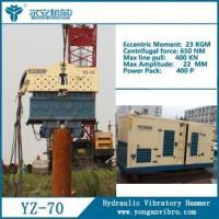 Cheap YZ-70 Hydraulic Vibratory Hammer wholesale