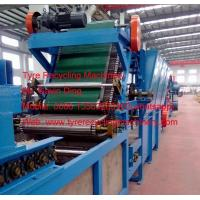 Cheap Rubber Sheet Cooling Machine/Rubber Batch off Cooler wholesale