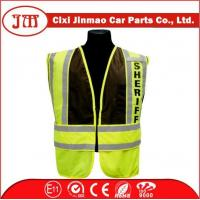 Cheap EN ISO 20471 Oxford Fabric Safety Vest wholesale