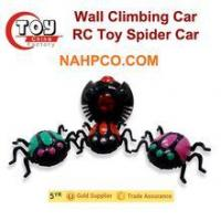 R/C Wall-climbing Toy Cars Infrared R/C Wall Climbing Spider RC Climber