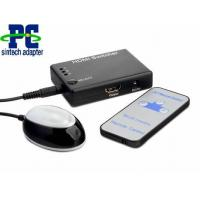 Cheap 3in-1out Port HDMI Switcher with remote control for HDTV PS3 DVD wholesale